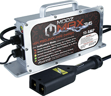 MODZ Max Golf Cart Chargers