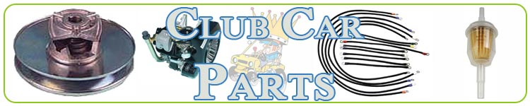 replacement golf cart parts for club car models